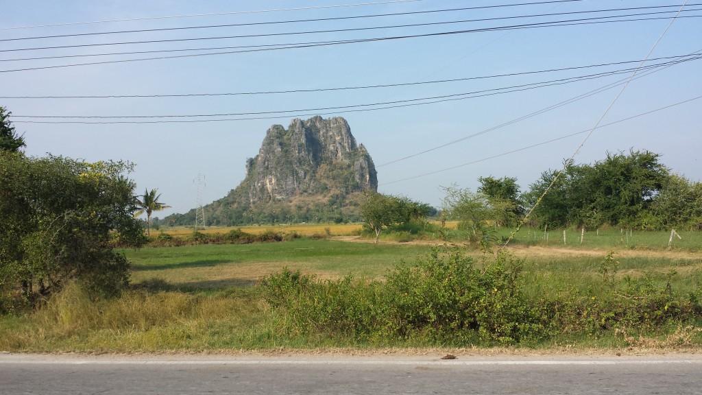 Khao Nang Panthurat bjerg