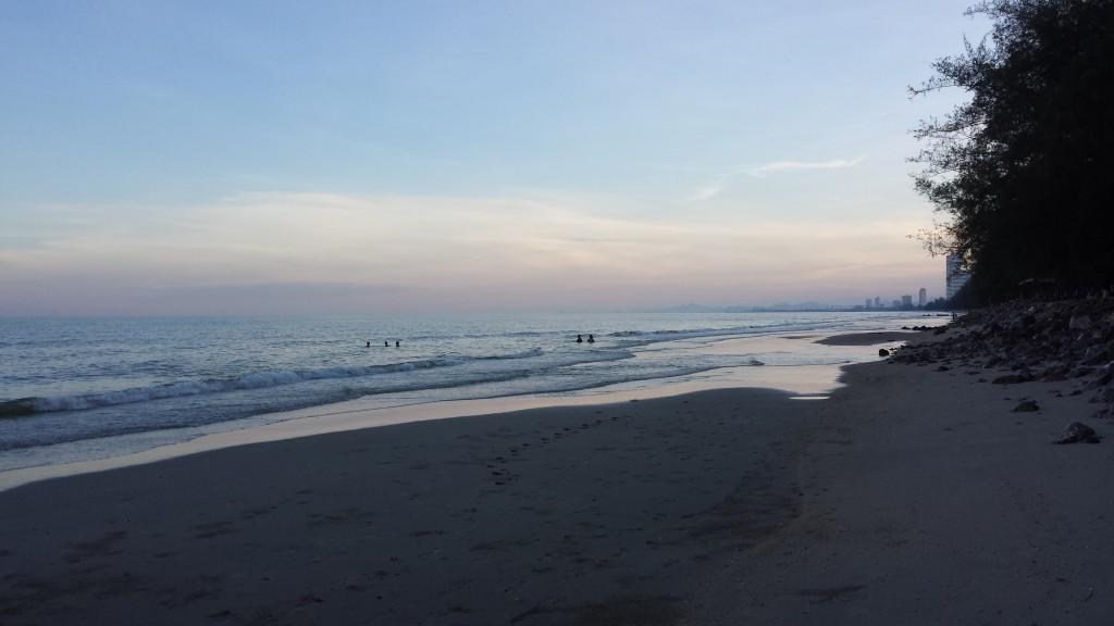 Strand i aftenlys2