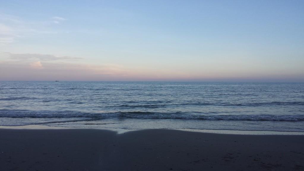 Strand i aftenlys3
