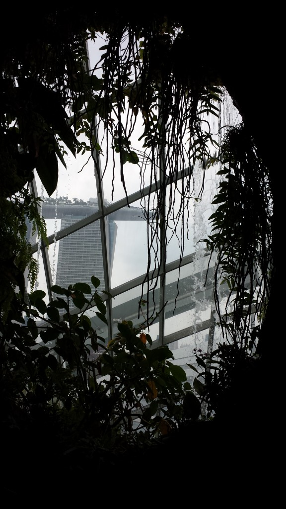Singapore Cloud Dome skibshotel