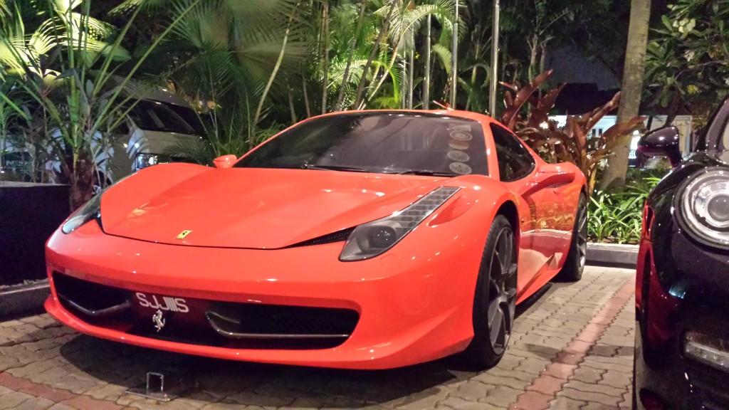 Singapore Ferrari