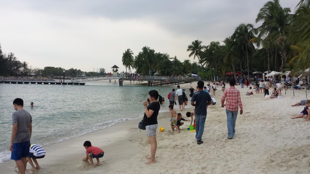 Singapore strand