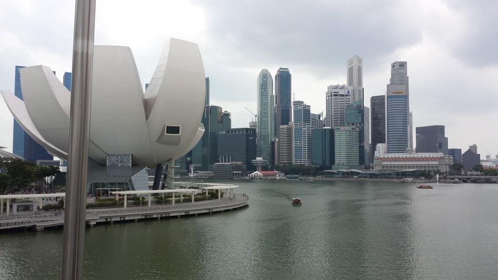 Singapore vand museum højhuse