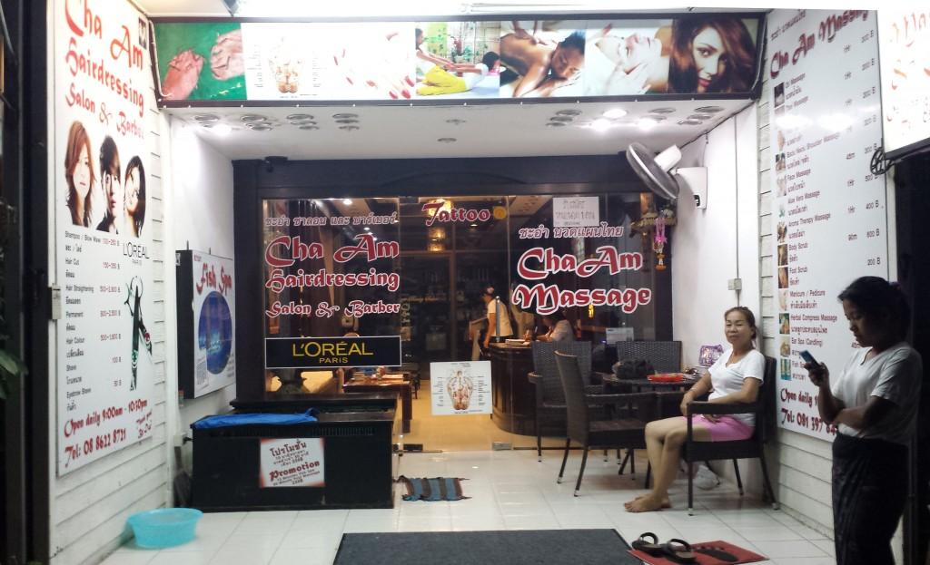 thaimassage med happy ending röd korsett