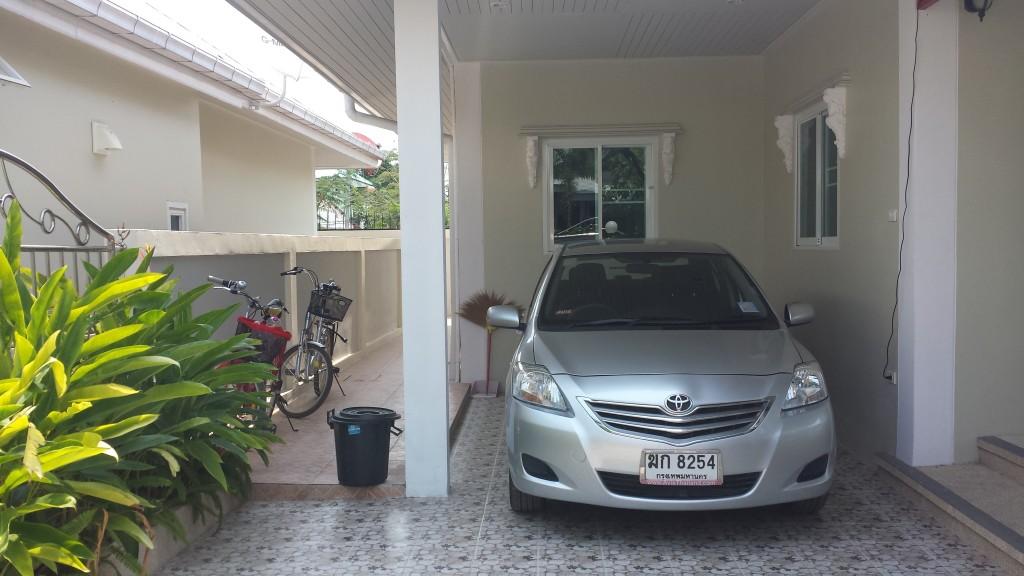 Vores bil