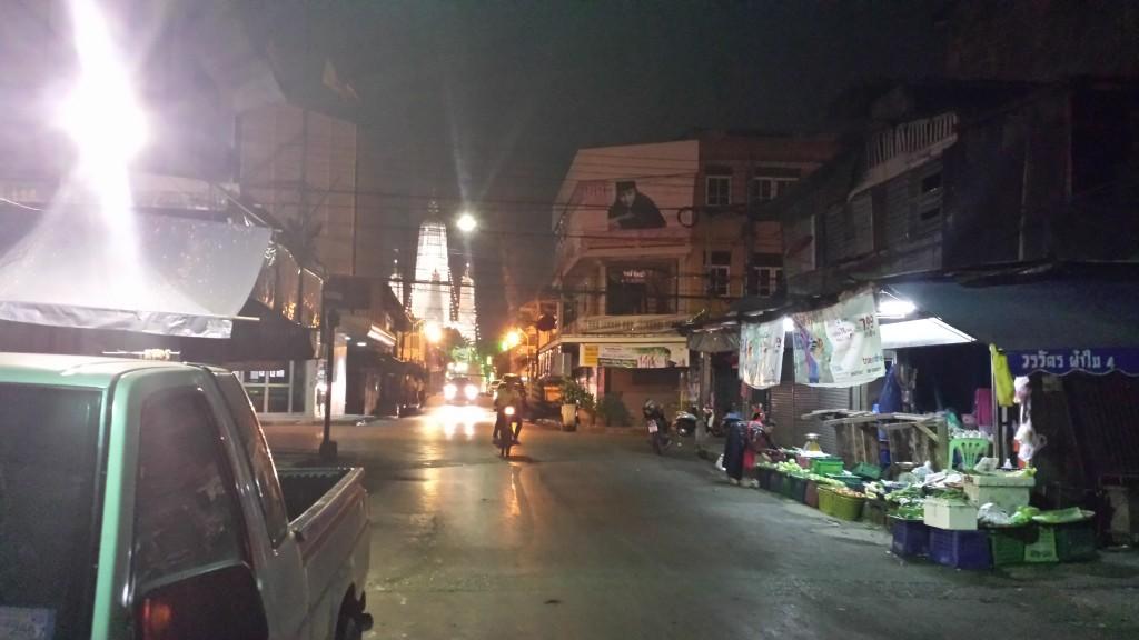Phetchaburi aften