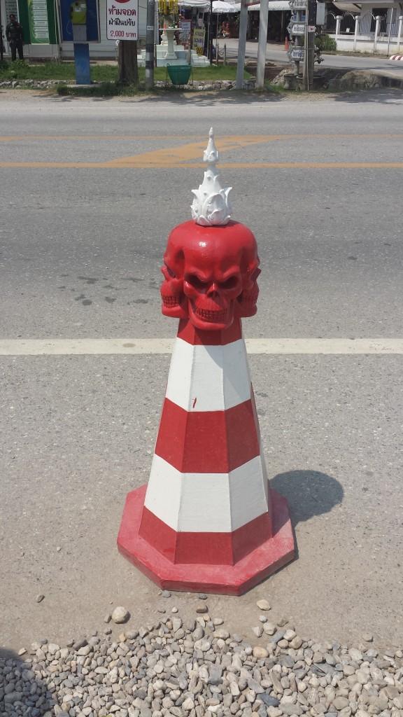 Wat Rong Khun kegle2