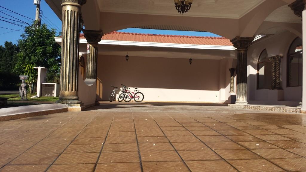 Indkorsel med cykler