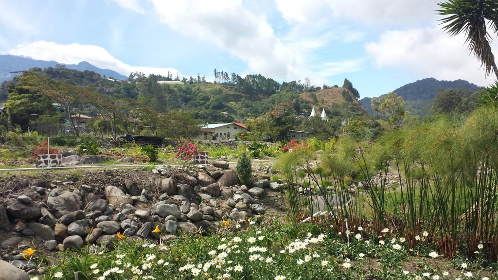 Blomsterpark i Boquete9