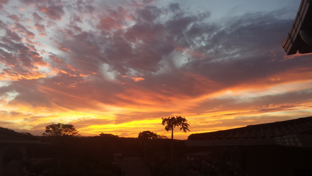 Cuesta del Sol solopgang3