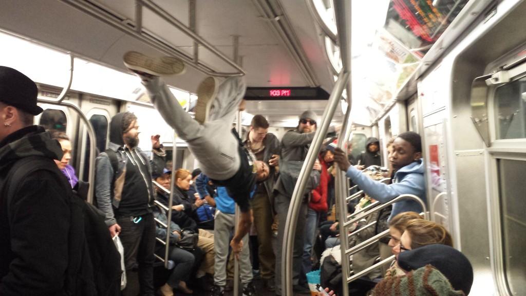 Dans i metro3