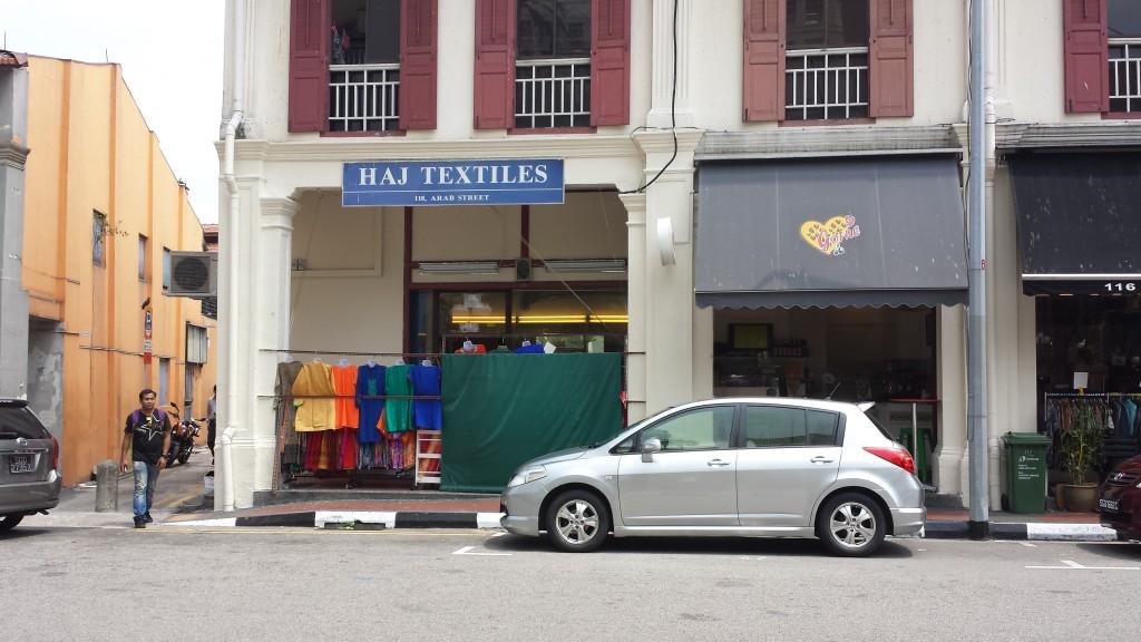 Singapore Haj Textiles