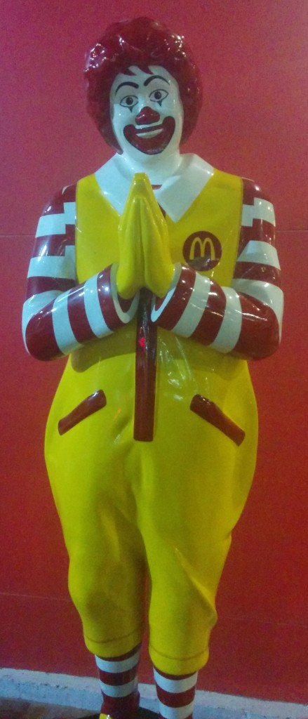 McDonalds-mand (klippet)