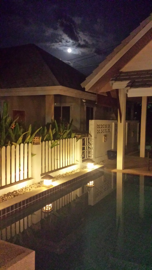 Vores hus nat