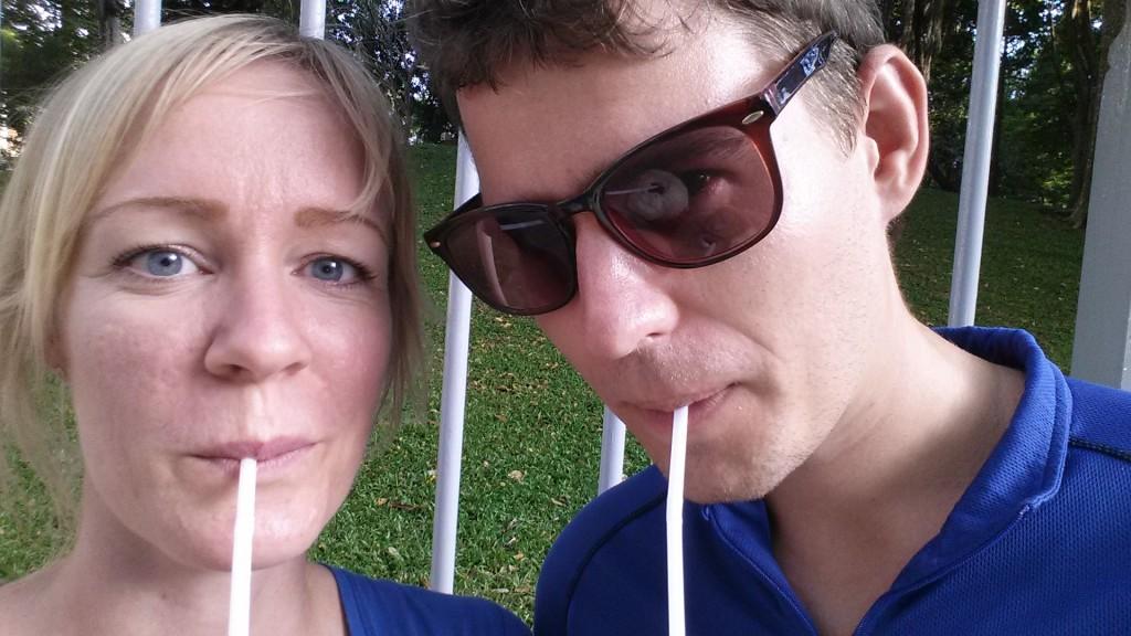 Coconut Thomas og Anette