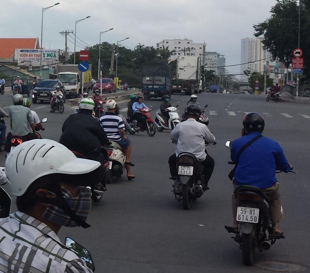 Kaotisk trafik8 (klippet)