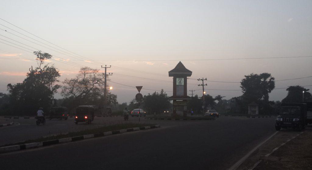 Rundkørsel ur Anuradhapura (klippet)